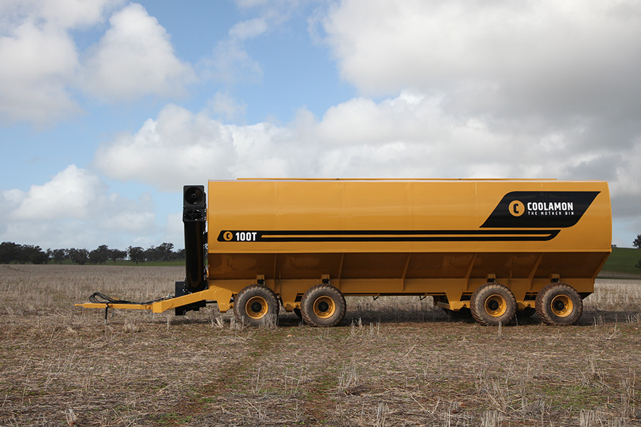 Coolamon Mother Bin