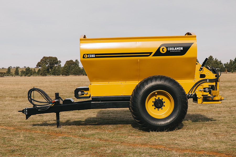 Coolamon Spreader