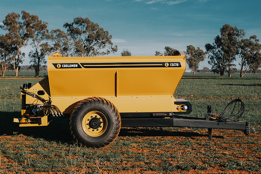 Coolamon Compact Spreader