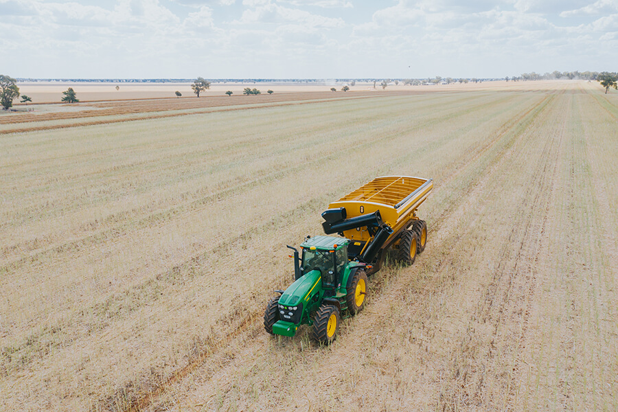 Coolamon Spreader Chaser SC 3523